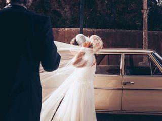 O casamento de Leonor e Igor 1