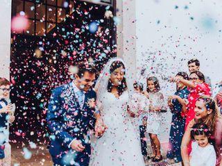 O casamento de Leonor e Igor 3