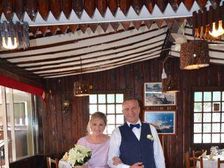 O casamento de Helena da Costa e Fernando 1