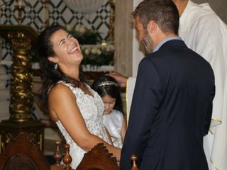 O casamento de Joana Valente e Luis Pinho