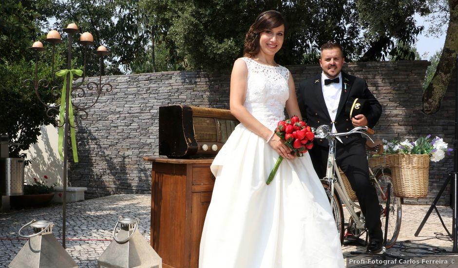 O casamento de Frederico e Goretti em Fátima, Ourém