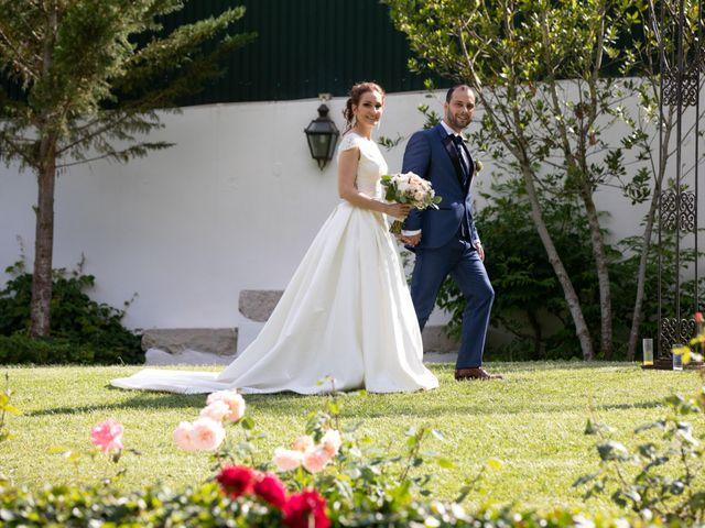 O casamento de Bruno e Vanessa em Ventosa, Alenquer 5