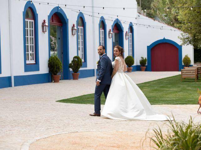 O casamento de Bruno e Vanessa em Ventosa, Alenquer 10