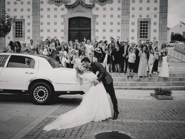 O casamento de Bruno e Sandra em Cesar, Oliveira de Azeméis 71