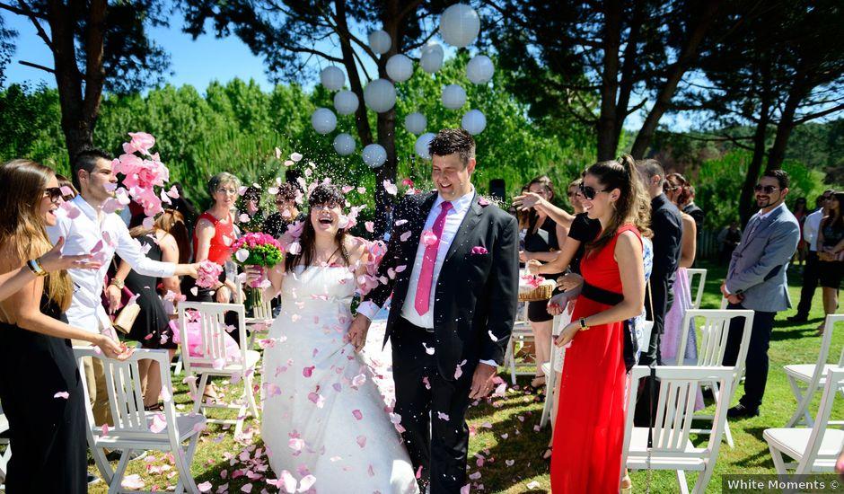 O casamento de Miguel e Ana em Leiria, Leiria (Concelho)