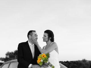 O casamento de Alexandra e Nuno
