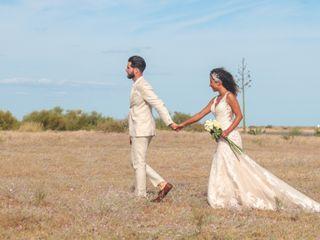 O casamento de Diogo e Sahuanny