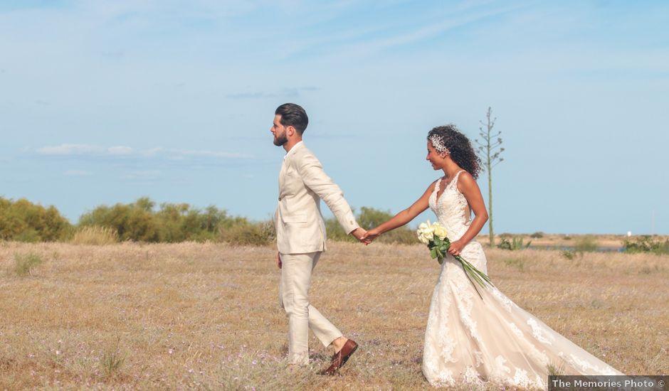O casamento de Sahuanny e Diogo em Tavira, Tavira