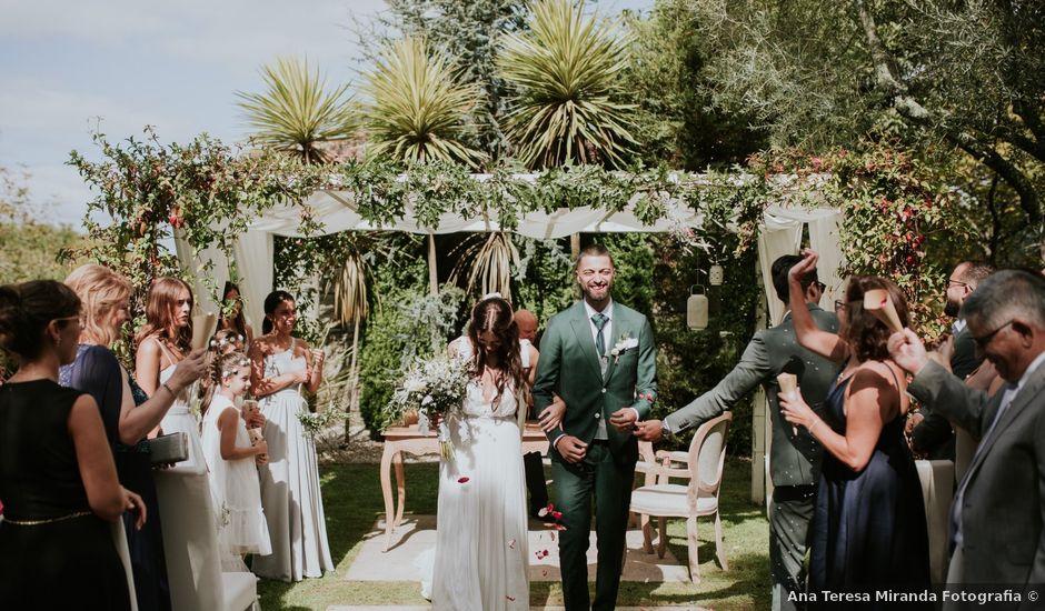 O casamento de João e Diana em Aldreu, Barcelos