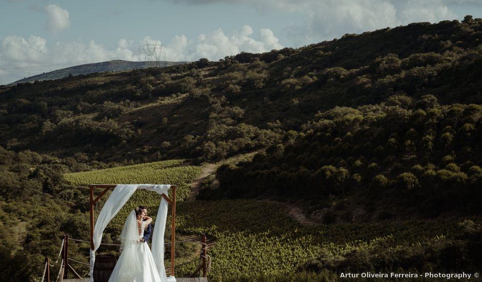 O casamento de André e Diana em Loures, Loures