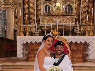 O casamento de Raquel e Wilson 2