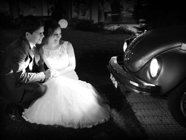 O casamento de Sofia e Bruno