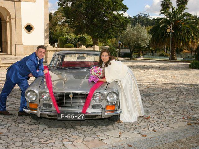 O casamento de Adriana e Marcio