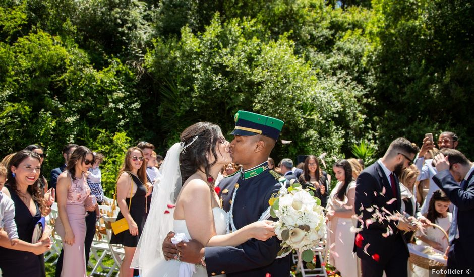 O casamento de Fernando e Sara em Mafra, Mafra