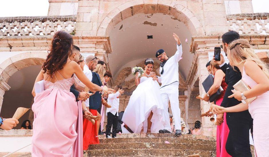 O casamento de Wilson e Raquel em Nazaré, Nazaré