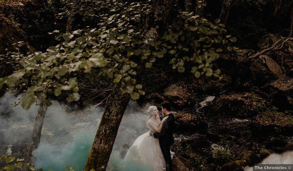 O casamento de Vincent e Sara em Gestaçô, Baião