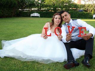 O casamento de Tânia e Pedro