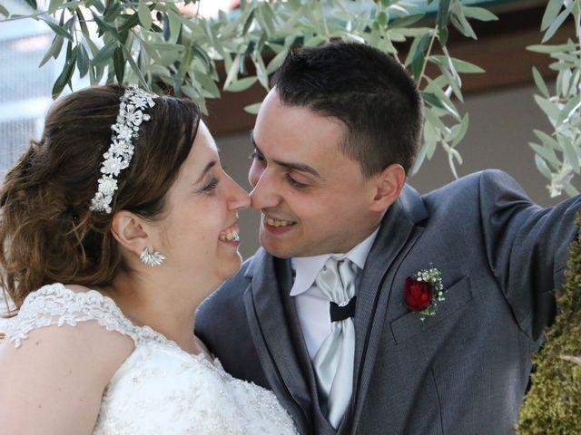 O casamento de Ricardo e Catarina em Entroncamento, Entroncamento 1