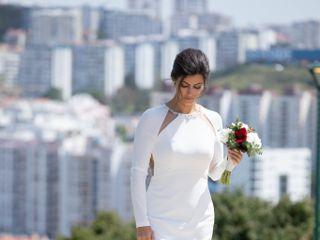 O casamento de Mónica e Carlos 2