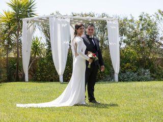 O casamento de Mónica e Carlos