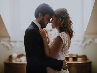 O casamento de Elena e Vítor