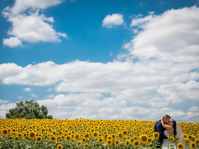 O casamento de Melina e Nuno
