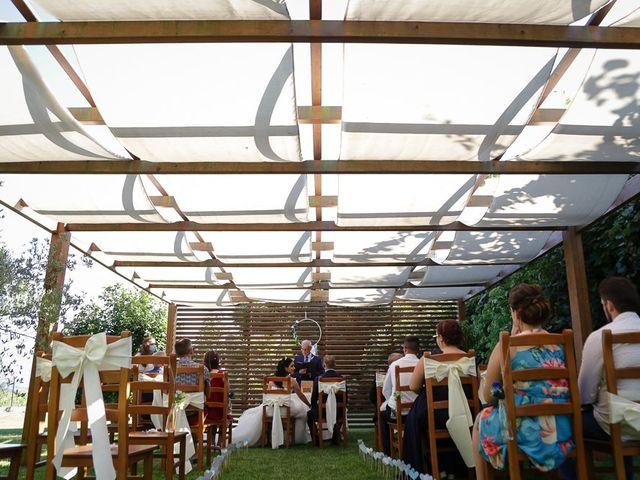 O casamento de Dani e Fátima em Fajões, Oliveira de Azeméis 21