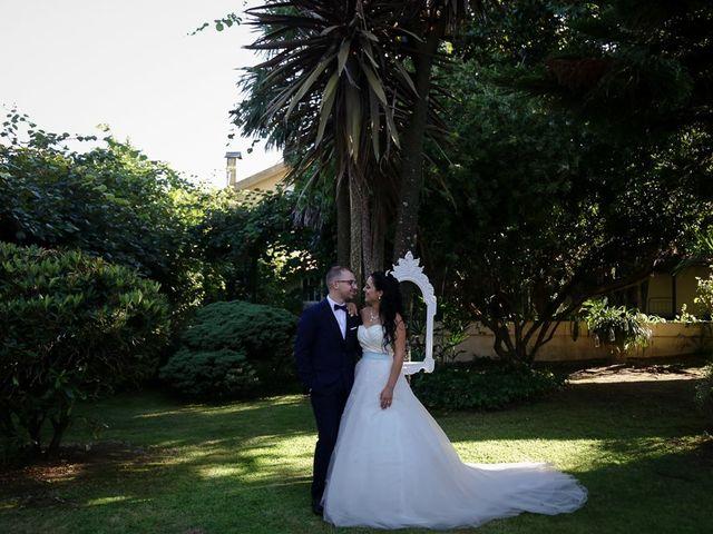 O casamento de Dani e Fátima em Fajões, Oliveira de Azeméis 27