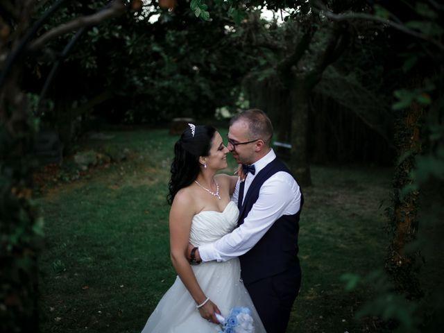 O casamento de Dani e Fátima em Fajões, Oliveira de Azeméis 35