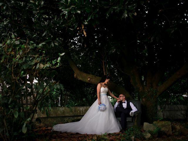 O casamento de Dani e Fátima em Fajões, Oliveira de Azeméis 36