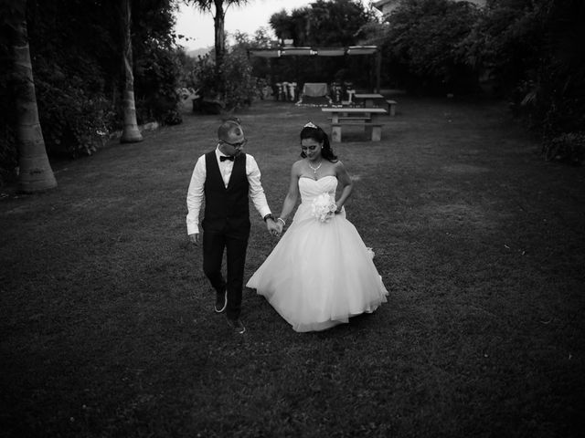 O casamento de Fátima e Dani