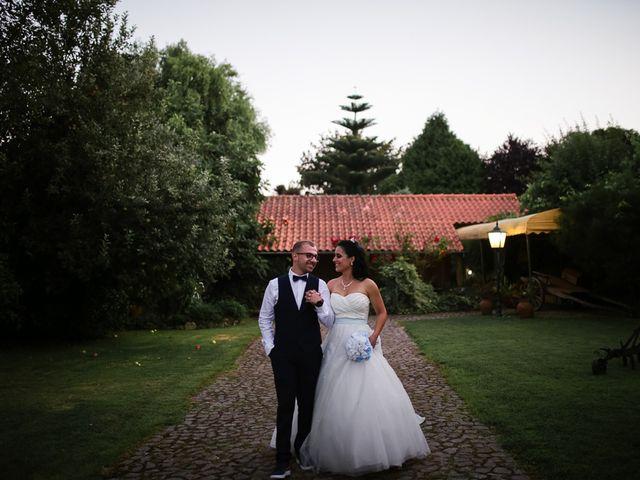 O casamento de Dani e Fátima em Fajões, Oliveira de Azeméis 41