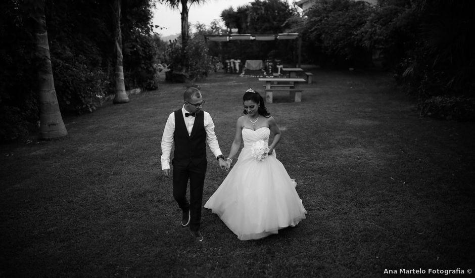 O casamento de Dani e Fátima em Fajões, Oliveira de Azeméis