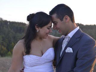O casamento de Sarah e Iuri