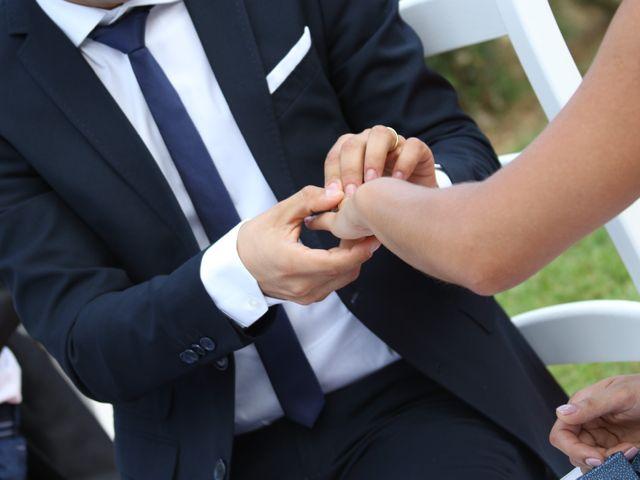 O casamento de Fábio e Rita em Borba de Godim, Felgueiras 27