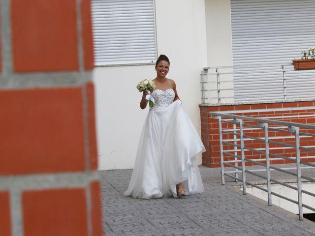 O casamento de Fábio e Rita em Borba de Godim, Felgueiras 19