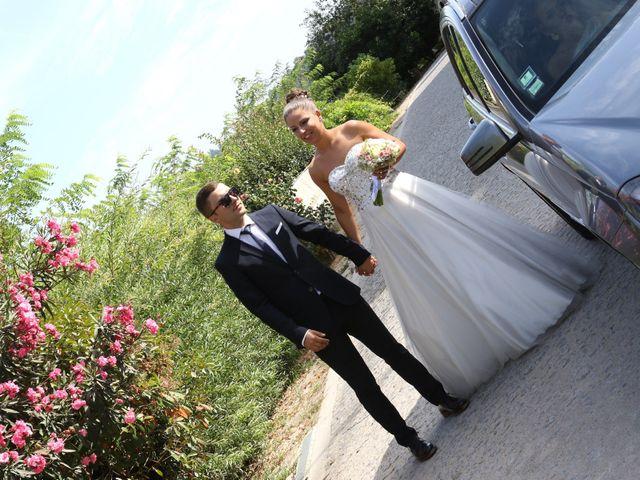 O casamento de Fábio e Rita em Borba de Godim, Felgueiras 24