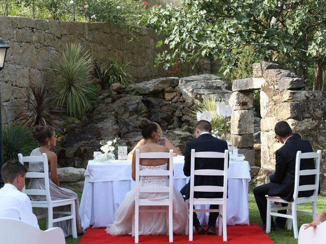 O casamento de Fábio e Rita em Borba de Godim, Felgueiras 26