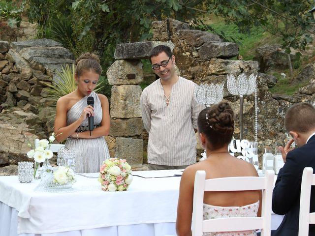 O casamento de Fábio e Rita em Borba de Godim, Felgueiras 29