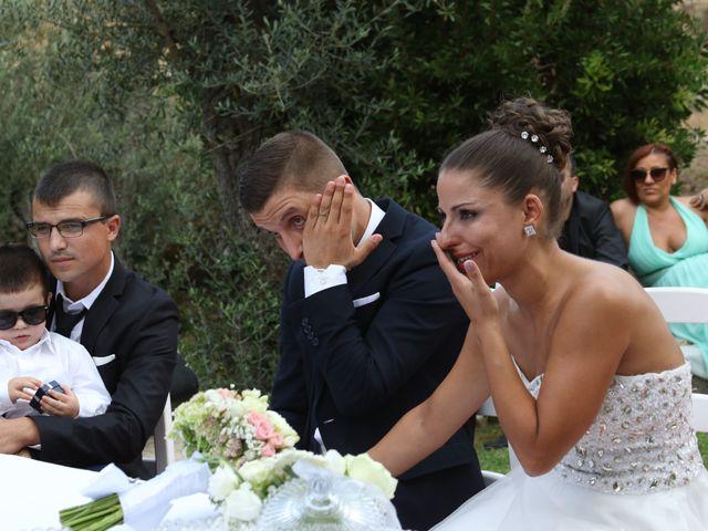 O casamento de Fábio e Rita em Borba de Godim, Felgueiras 30