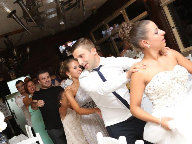 O casamento de Fábio e Rita em Borba de Godim, Felgueiras 45