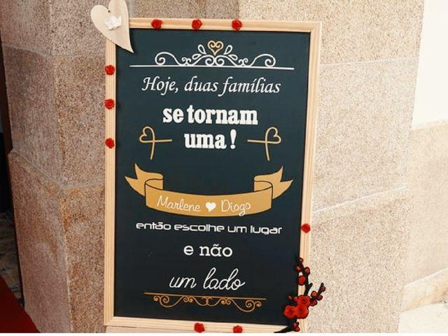 O casamento de Diogo  e Marlene  em Santa Maria de Lamas, Santa Maria da Feira 43