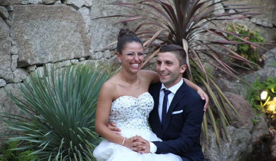 O casamento de Fábio e Rita em Borba de Godim, Felgueiras