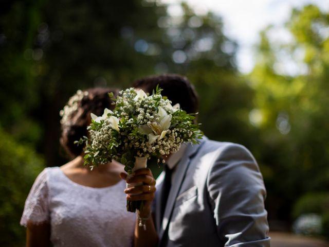 O casamento de Maria e Joao