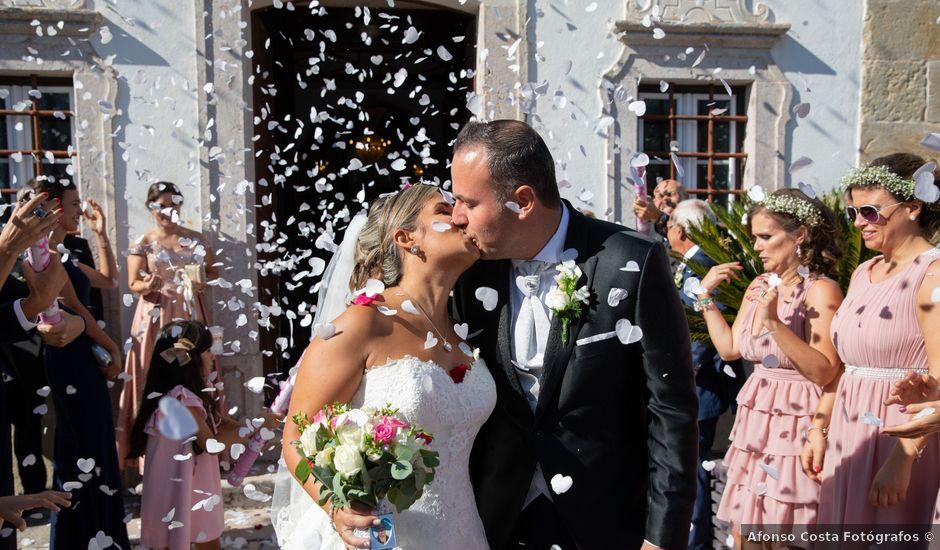 O casamento de Carlos e Tânia em Almargem do Bispo, Sintra