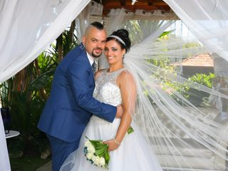 O casamento de Andreia e Belmiro