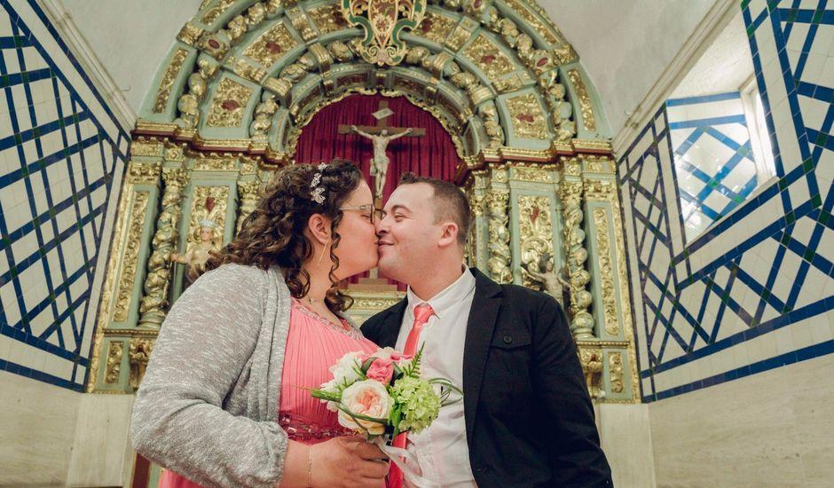 O casamento de Daniel e Silvia em Santa Catarina, Caldas da Rainha