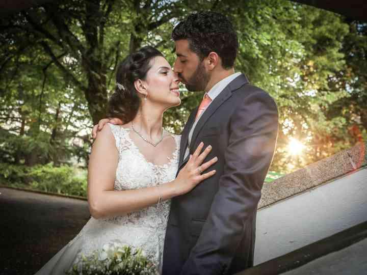O casamento de Marisa e Davide