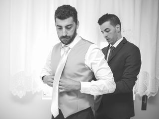 O casamento de Marisa e Davide 1
