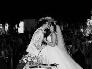 O casamento de Fernando e Celina